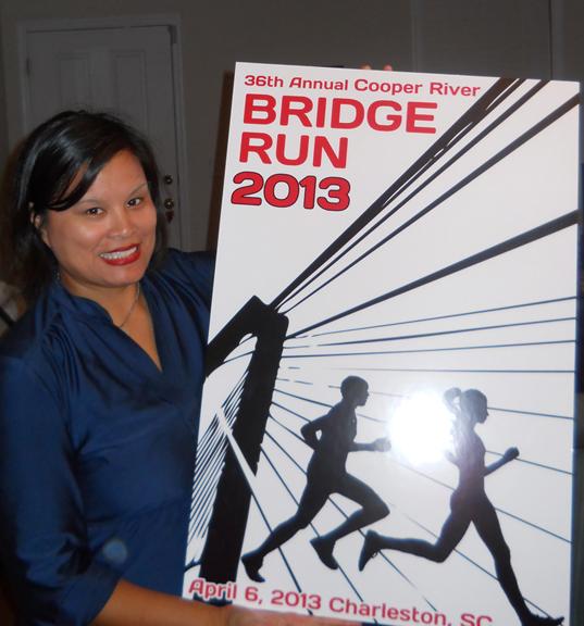 Bridge Run Poster Design Contest by Hazel Rider